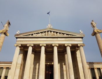 Athene in de winter; perfecte citytrip