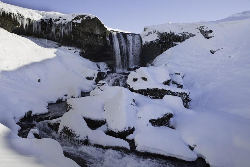 IJsland winter dream