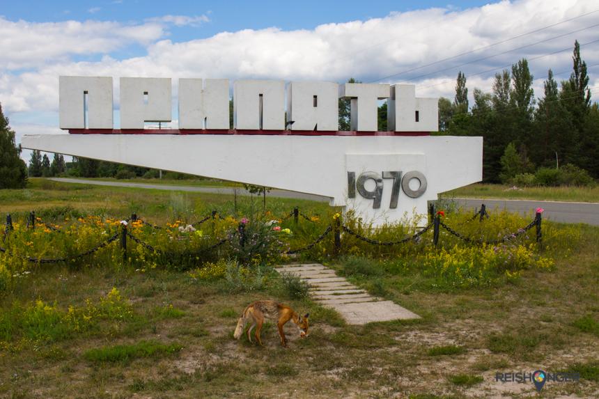 Pripyat, dé spookstad van de Oekraïne