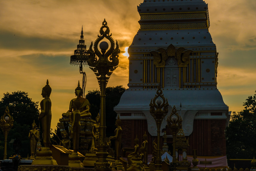 Schemer Wat Phra That Phanom
