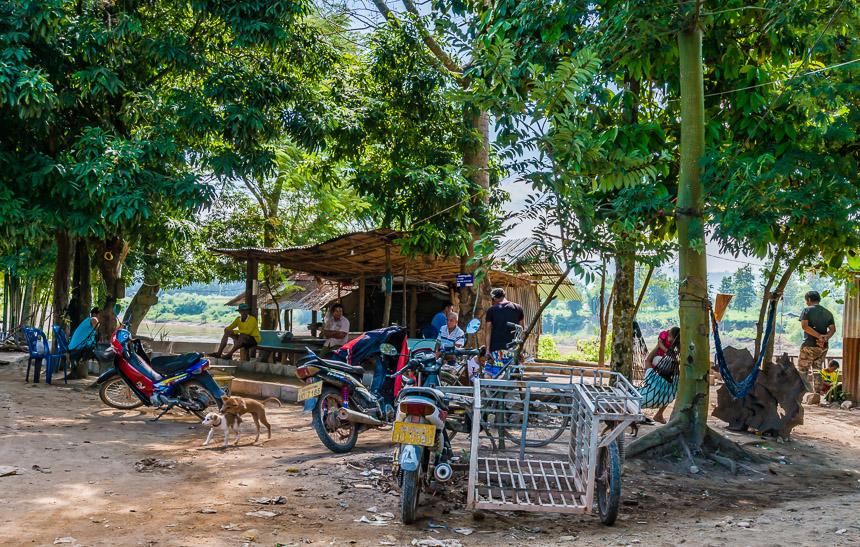 Zalig nietsdoen in Laos
