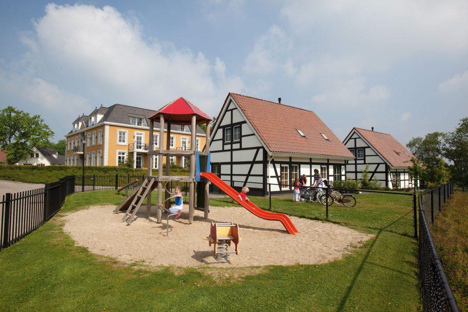 Landal Kasteeldomein de Cauberg speeltuin