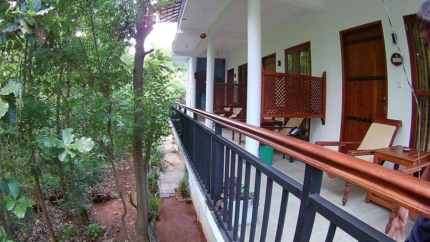 Nature House in Sri Lanka