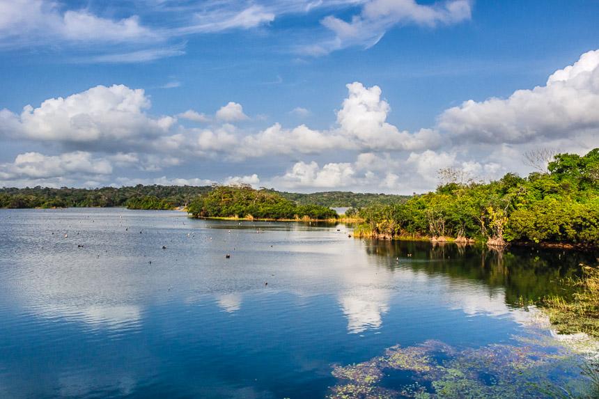 Gatunmeer in Panama