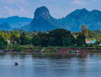 De Isaan langs de Mekong