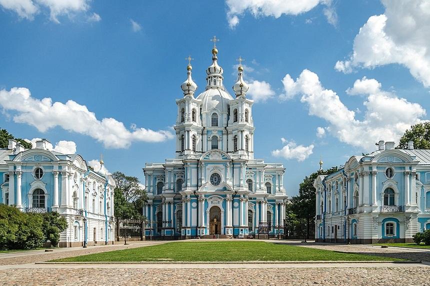 Smolny Kathedraal