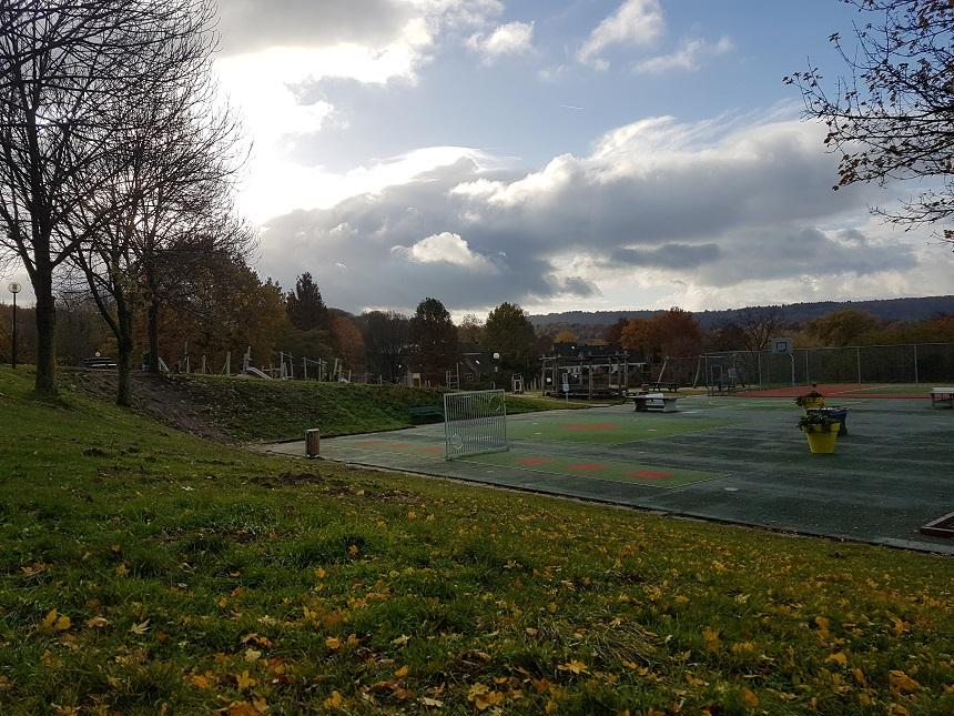 Tennisbanen Landal Hoog Vaals