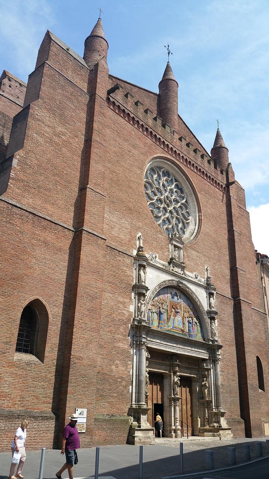 Église Notre Dame de la Dalbade