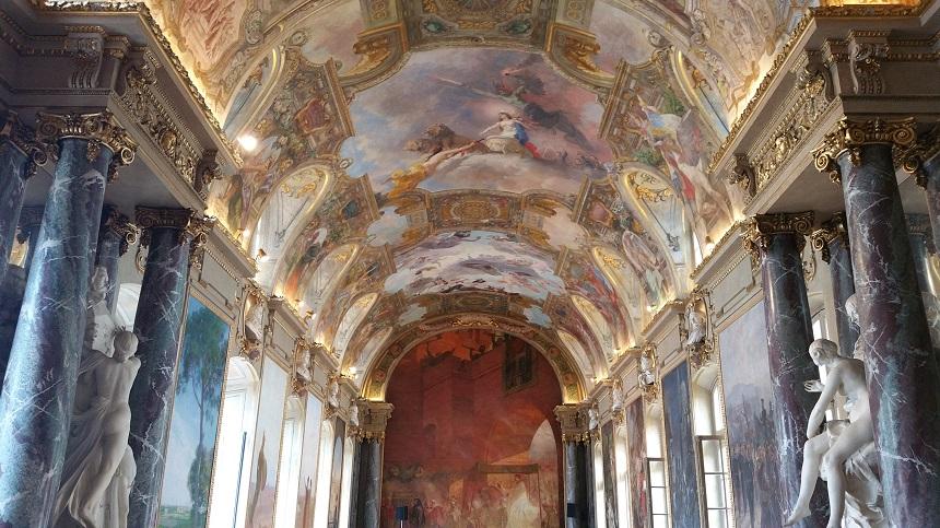 De Salle des Illustres is de mooiste zaal van het Capitole