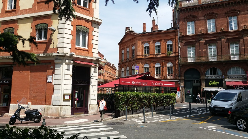 Restaurants Toulouse