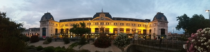 treinstation van Toulouse
