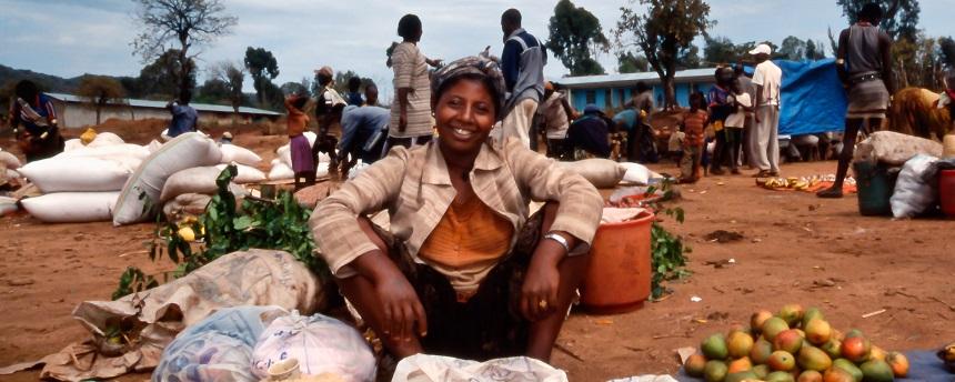 ethiopië markt