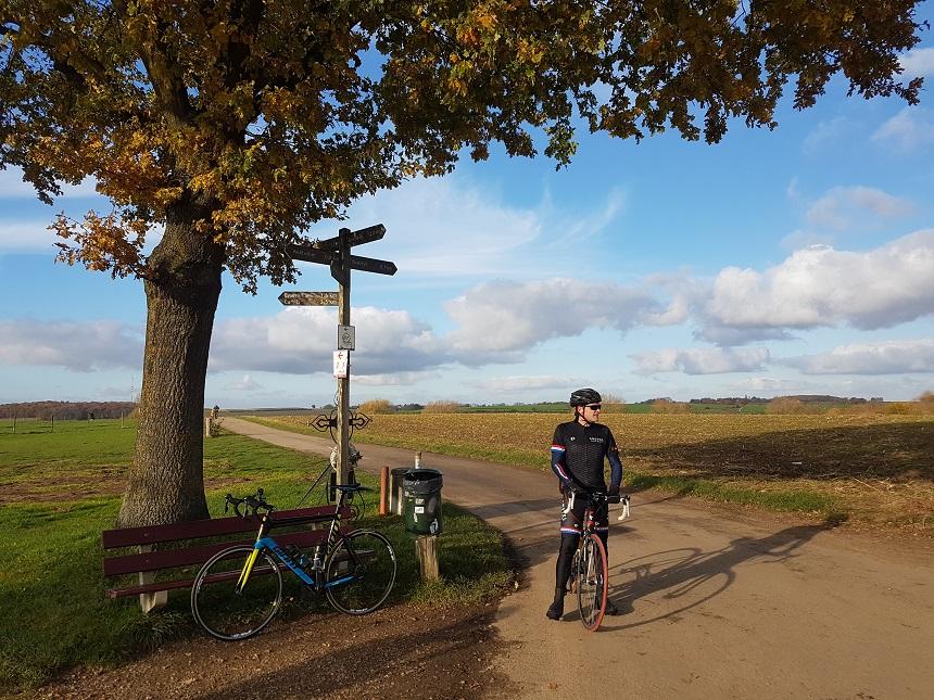 fietsen Zuid-Limburg