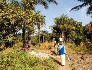 Gambia, toegankelijk en uitdagend