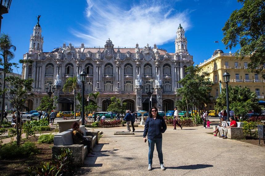 Havana in Cuba