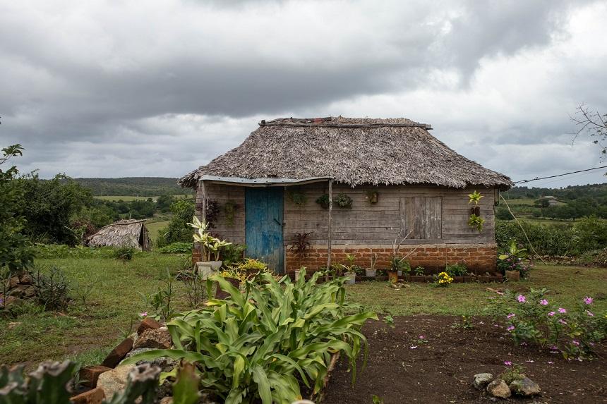 Huisje in de omgeving van Guardalavaca