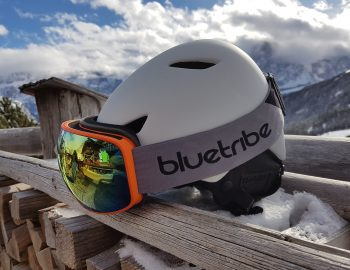 Review Bluetribe Skihelm en Skibril