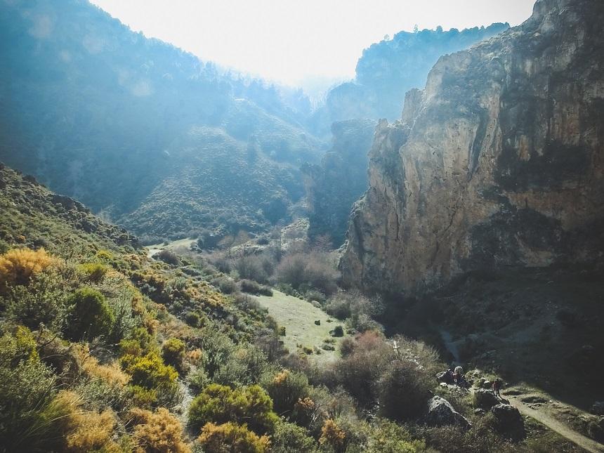 Een oase van rust midden in de vallei