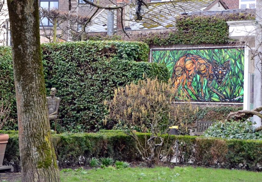 De stad Hasselt investeerde in werken van de bekende artiest Dzia