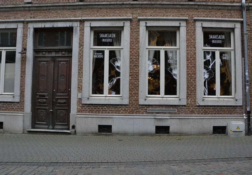 Brasserie en smaakwinkel het SmaakSalon in Hasselt
