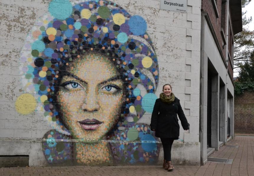 Graffiti in Hasselt
