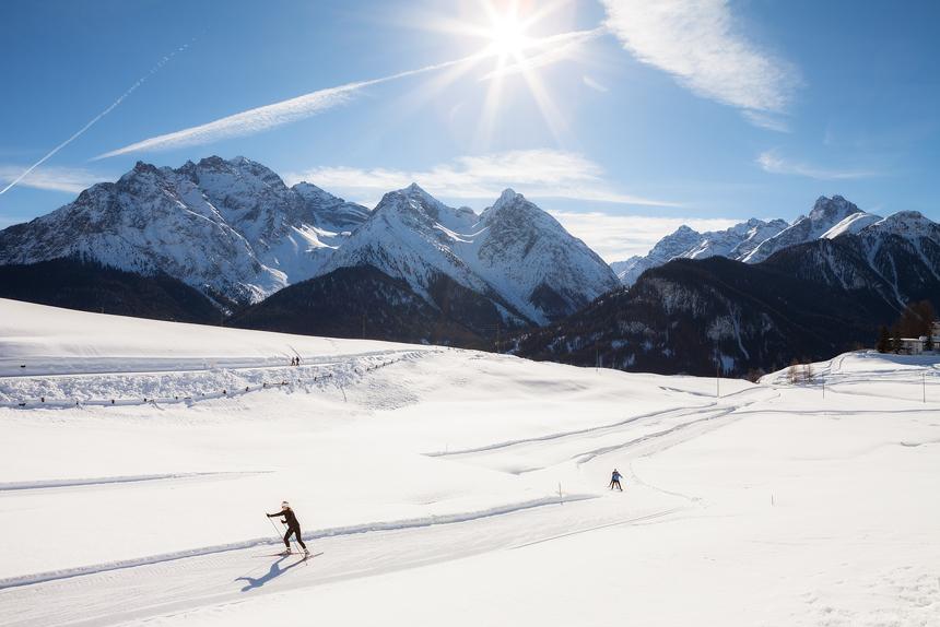 Lope Ftan, Unterengadin Zwitserland