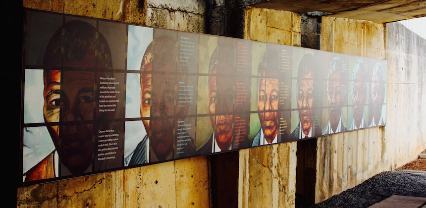 Nelson Mandela, Apartheidmuseum