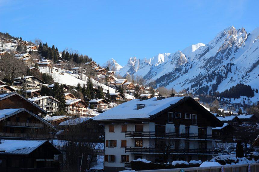Skigebied Montgenevre in Frankrijk