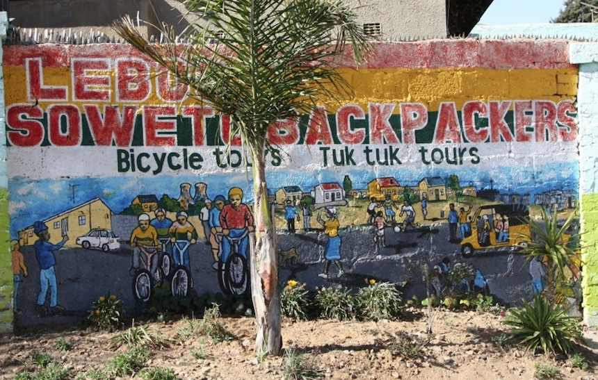 Lebo Soweto Backpackers