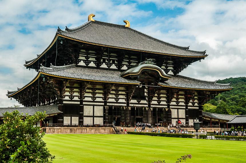 Nara-Daibutsu-den
