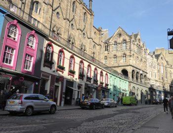 De onontdekte kanten van Edinburgh