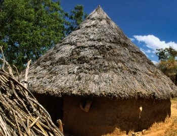 Stammen in het zuiden van Ethiopië