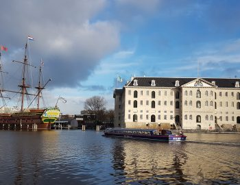 Amsterdam met kleine kinderen