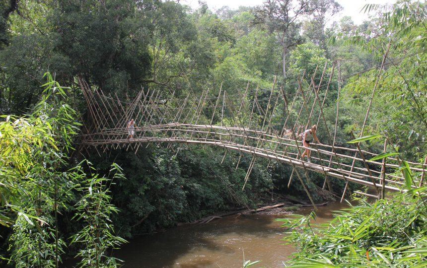 Hangbrug Borneo