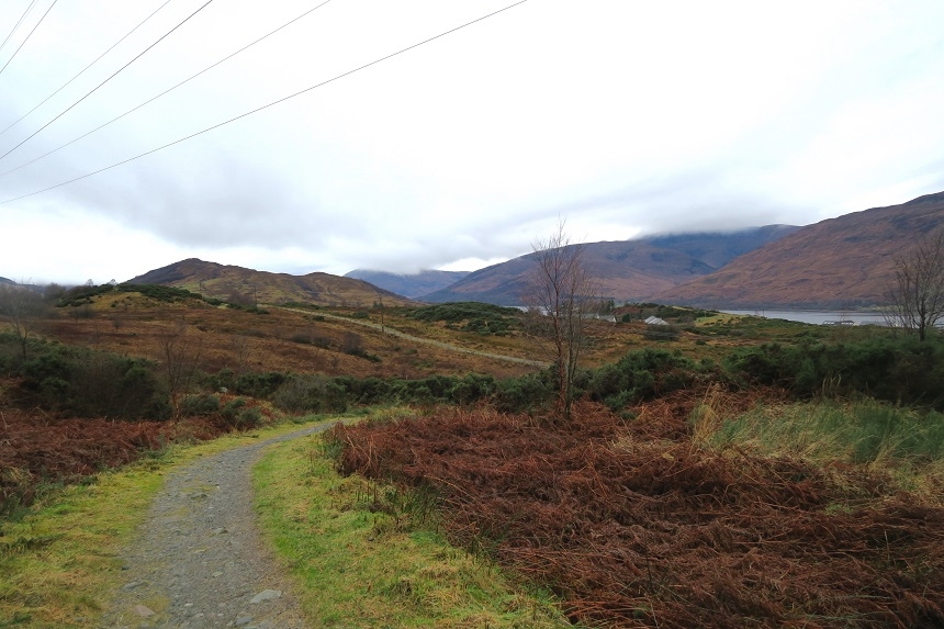 Wandeling Fort William