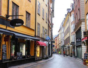 7 hotspots in Gamla Stan, Stockholm