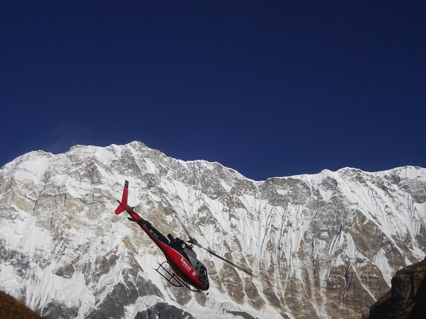 helikopter himalaya