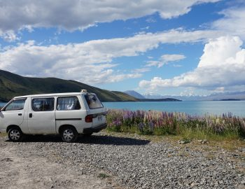Daarom reizen met een camper door Nieuw-Zeeland!
