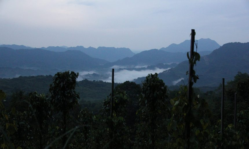 Kampong Semban, Village in the clouds op Borneo