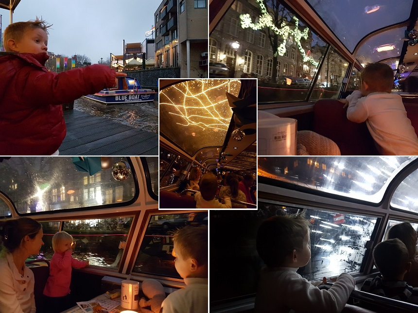 Tijdens het Amsterdam Light Festival staan er allemaal verlichte kunstwerken door de stad die het geheel extra sfeervol maken