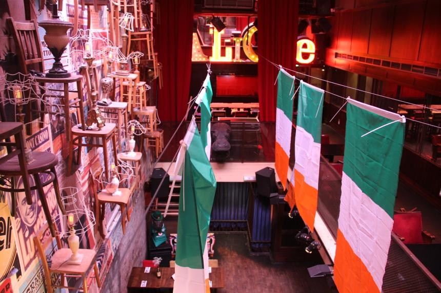 Dublin heeft veel leuke, eigenzinnig ingerichte cafés, zoals 37 Dawson Street