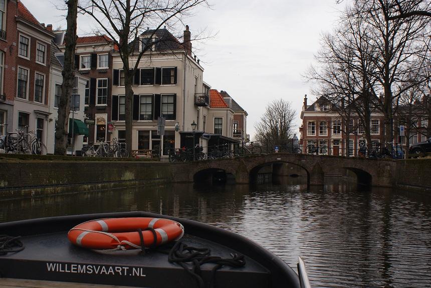 Boottocht Den Haag