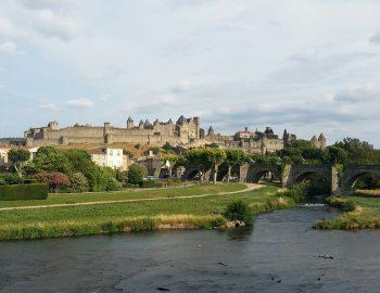 Carcassonne, twee steden in één stad