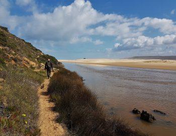 Ontdek de westkust van de Algarve
