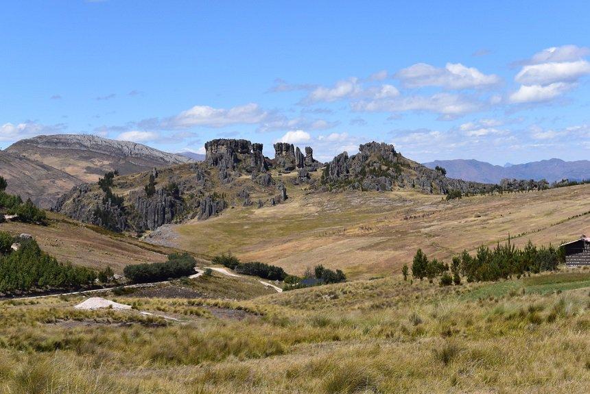 Cumbemayo Cajamarca Peru
