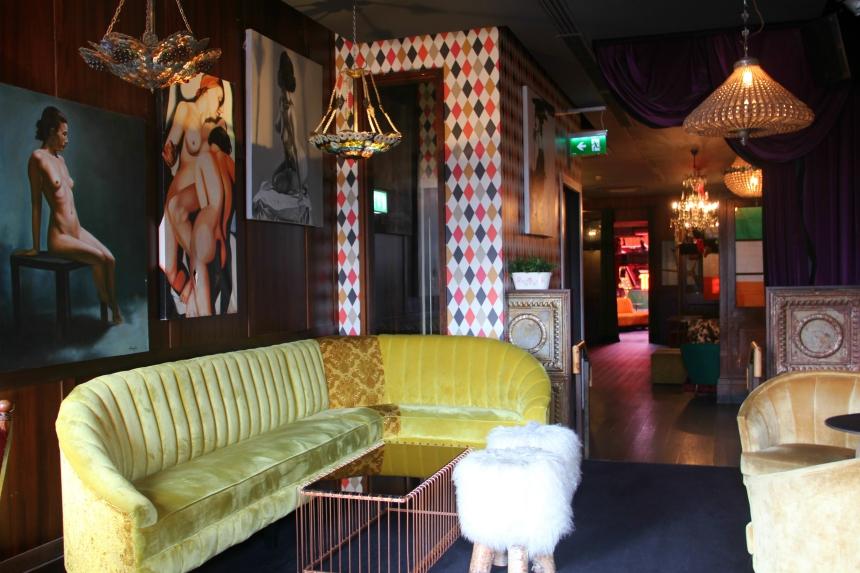 37 Dawson Street, een erg leuk cafe in Dublin