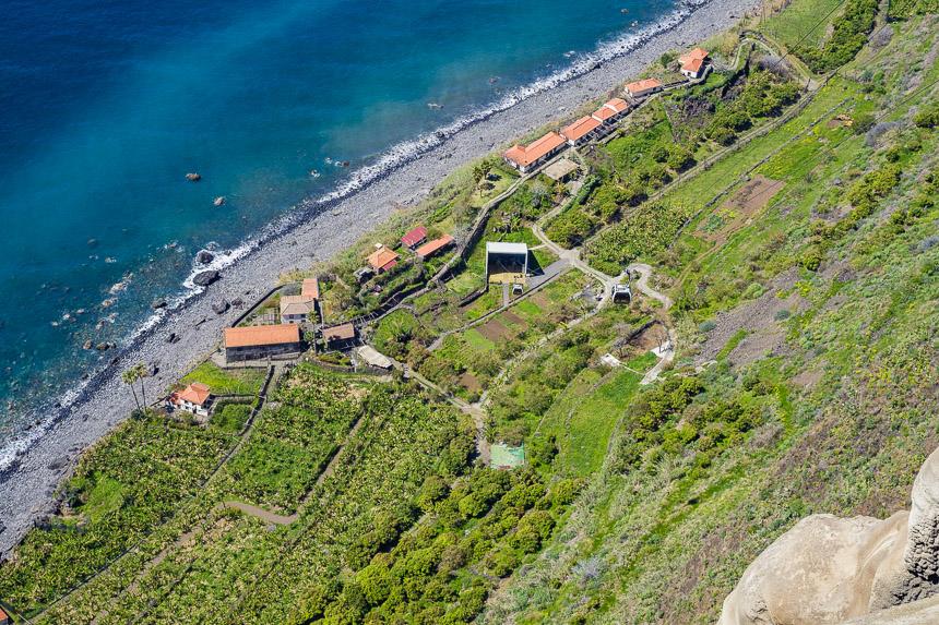 Faja dos Padres, mallorca, een eiland op een eiland