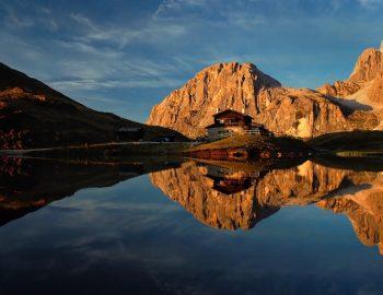 Drie Dolomieten uitzichten die je gezien moet hebben