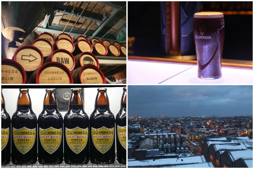 Tijdens je stedentrip Dublin ontkom je niet aan Guinness, dé drank in Ierland