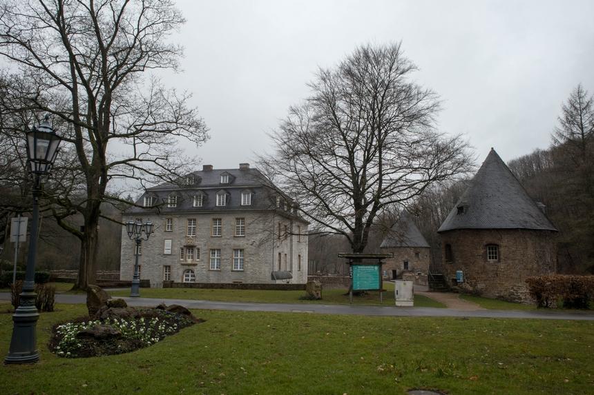 Slot Hardenberg in Velbert-Neviges